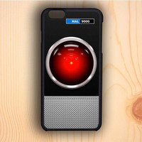 Dream colorful Hal 9000 Hello Dave iPhone 6 Case