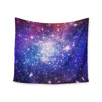 """Galaxy Stars"" Infinity Beyond Wall Tapestry"