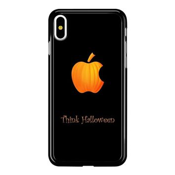 Halloween Apple  iPhone X Case