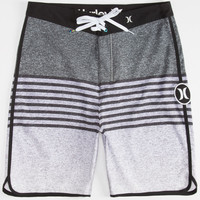 Hurley Phantom Flight Mens Boardshorts Black  In Sizes