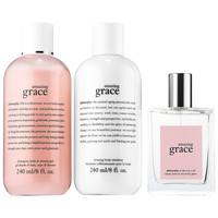 Sephora: philosophy : Amazing Grace Moments of Grace Gift Set : perfume-gift-sets