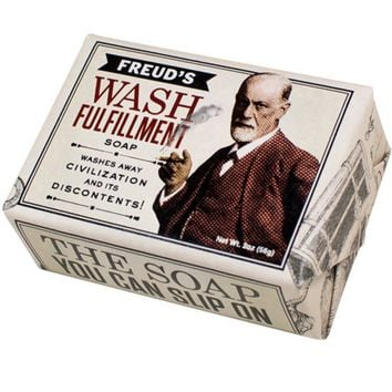 Freud's Wash Fulfillment Soap
