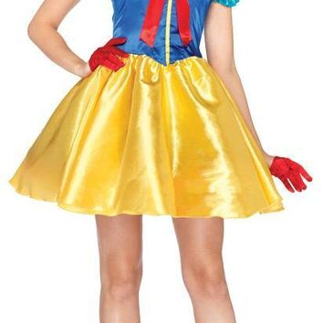 Snow White Adult Sm Md Costume