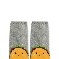 Taco Ankle Socks
