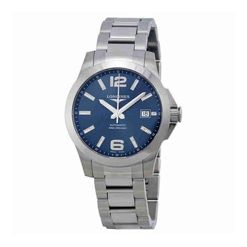 Longines Conquest Mens Watch L36764996