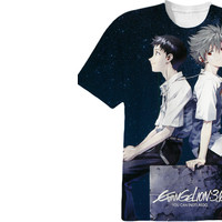 Kawoshin created by Aoba | Print All Over Me