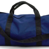 Northstar 1050 HD Diamond Ripstop Series Duffle Bag (14x30Inch, Blue)