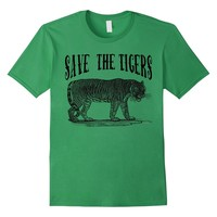 Save the Tigers Tshirt