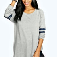 Long Sleeve Baseball Shirt B0014494