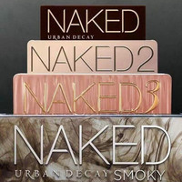 [BIG SALE] Stylish Urban Decay Naked Eyeshadow Palettes