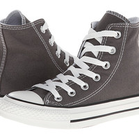 49addf0c06eeeb Converse Chuck Taylor® All Star® Core Hi Charcoal - Zappos.com Free Shipping