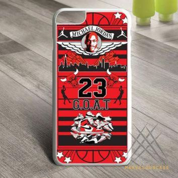 VONR3I Michael Jordan Too Fly Custom case for iPhone, iPod and iPad