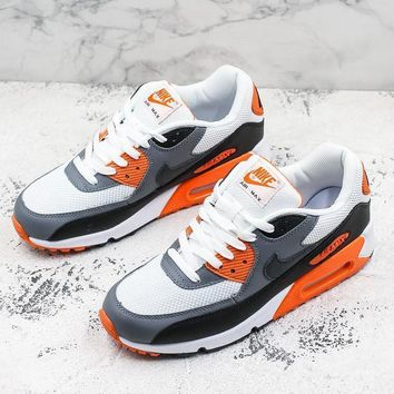 watch 71028 7dcb6 Nike Air Max 90 Essential White Anthracite-Cool Grey-Black
