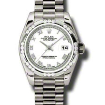 Rolex Datejust Ladies Automatic Watch 179369WRP