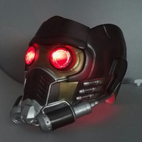 Guardians of the Galaxy Starlord Helmet - Adults