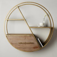Vertex Circle Shelf