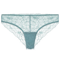 All Lace Glamour Brief