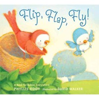 Flip, Flap, Fly!: A Book for Babies Everywhere - Walmart.com