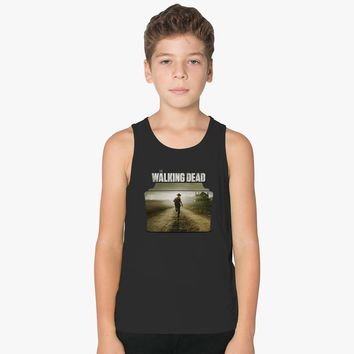 The Walking Dead Kids Tank Top