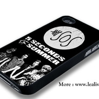 Clifford Hood Luke Ashton 5sos Phone Case Back Cover for iPhone, iPod and Samsung Galaxy | Lealiveus.com