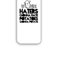 haters gonna hate, potatoes gonna potate - iPhone 5&5s Case