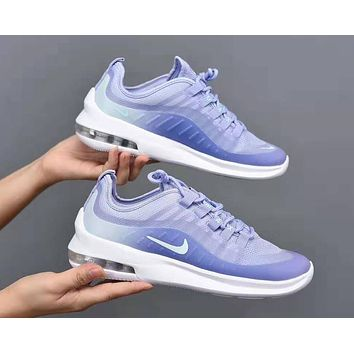 Nike Air Max 98 Axis Fashion Men Casual Air Cushion Sport Running Shoes Sneakers Purple