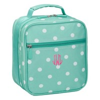 Gear-Up Pool Dottie Classic Lunch Bag