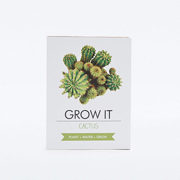 Urban Grow Wild West Garden Kit - Urban Outfitters