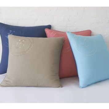 EMBROIDERED SKIPJACK PILLOWStyle: 3019