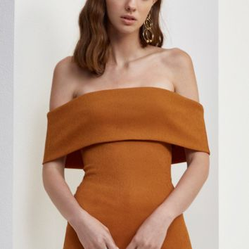 C/MEO | Interlude Off the Should Top - Ochre