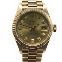 Rolex Datejust swiss-automatic womens Watch 79178 (Certified Pre-owned)