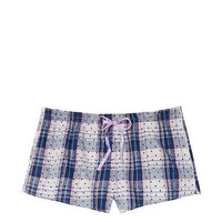 The Flannel Short - Victoria's Secret