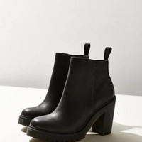Dr. Martens Magdalena Ankle Boot - Black 10. at Urban Outfitters