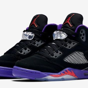 Air Jordan V Fierce Purple