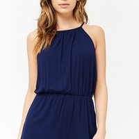 Relaxed Cami Romper