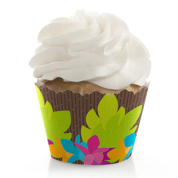 Luau - Everyday Party Cupcake Wrappers