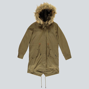 Wilderness Parka