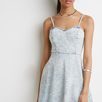 Denim Cami Dress