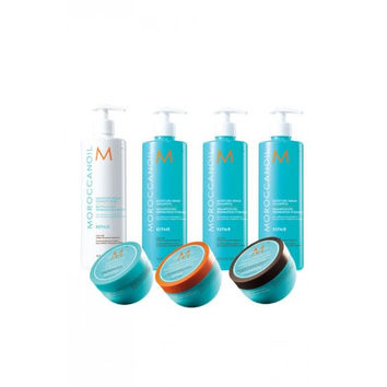 MOROCCANOIL EXPERIENCE BACKBAR PACKAGE $618 value