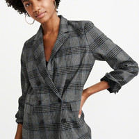 Womens Double Breasted Blazer | Womens Jackets & Coats | Abercrombie.com