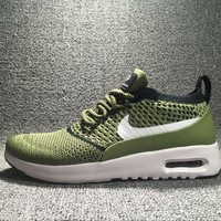 Best Deal Online Nike Air Max 87 THEA Flyknit Ultra Men Women Running Shoes 881175 300
