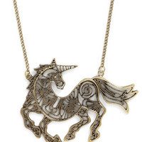 Prance Party Necklace | Mod Retro Vintage Necklaces | ModCloth.com