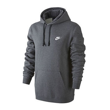 Nike® Club Solid Pullover Cotton Hoodie - JCPenney