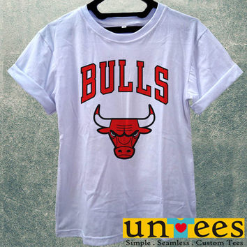 Chicago Bulls Women T Shirt