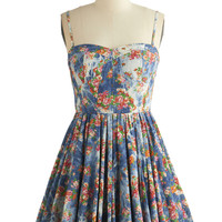 Plaza Picnic Dress