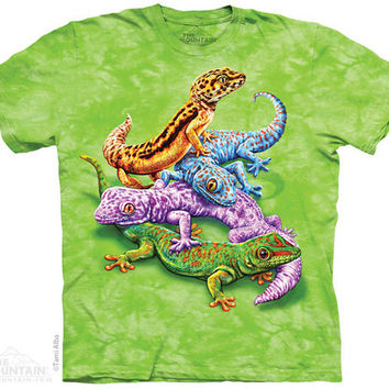 Geckos Kids T-Shirt