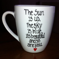 The Beatles - Dear Prudence Lyrics Coffee Mug
