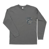 The Spinner Pocket Tee | Long Sleeve