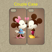 Mickey and Minnie iphone 5C case,iphone 5S case,iphone 5 case,cool iphone 5c case,cute iphone 5s case,iphone 4 case,ipod 5 case,ipod 4 case.