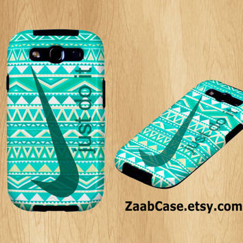 Nike Case , Nike Just Do It Case , Nike Samsung Galaxy S3 Case , Aztec Samsung Galaxy S3 Case , Tribal Samsung Galaxy S3 Case